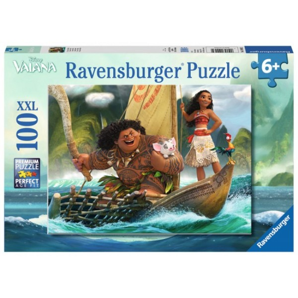 Puzzle vaiana 100 piese