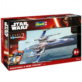 Resistance xwing fighter revell rv6696
