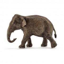 Figurina schleich femela elefant asiatic 14753