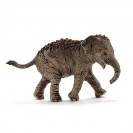 Figurina schleich pui de elefant asiatic 14755