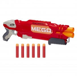 Nerf blaster mega doublebreach hbb9789