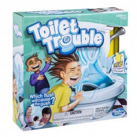 Joc Hasbro Toilet Trouble Hbc0447 imagine