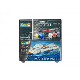 Model set  vaporul m/s color magic  rv65818