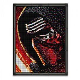 Pixel Art Star Wars Kylo Ren