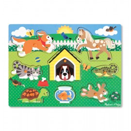 Puzzle cu animale pentru copii 1