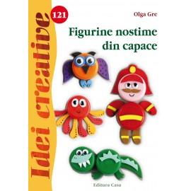 Figurine Nostime Din Capace - Idei Creative 121 imagine