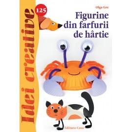 Figurine Din Farfurii De Hartie - Idei Creative 125 imagine