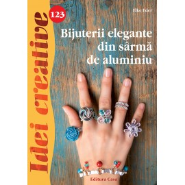 Bijuterii Elegante Din Sarma De Aluminiu - Idei Creative 123 imagine