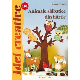 Animale Salbatice Din Hartie - Idei Creative 101 imagine