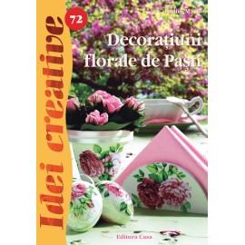 Decoratiuni Florale De Pasti - Idei Creative 72 imagine