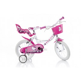 Bicicleta hello kitty 164r hk