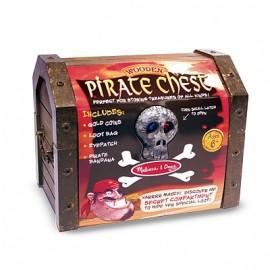 Melissa & Doug - Set de joaca Cufarul piratilor