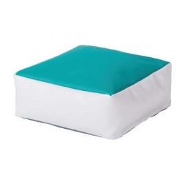 Puf verde Powder Cube - Novum