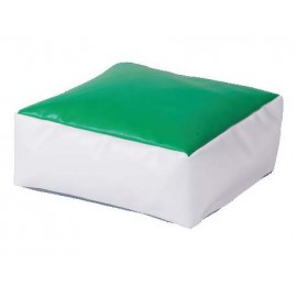 Puf verde deschis Powder Cube - Novum