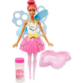 Barbie Zana creol cu baloane de sapun - Barbie Dreamtopia