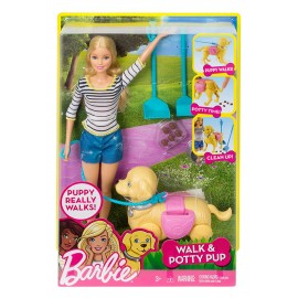 Set ingrijitor de animale - Barbie