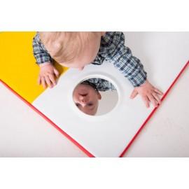 Saltea pentru bebelusi Mirror- Novum