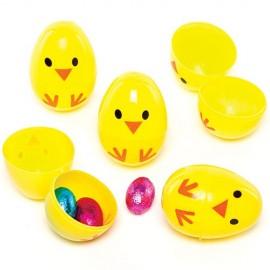 Set 10 oua Puisor din plastic - Baker Ross