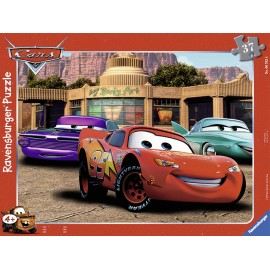 Puzzle cars 37 piese