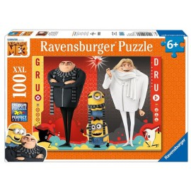 Puzzle despicable me 3 100 piese