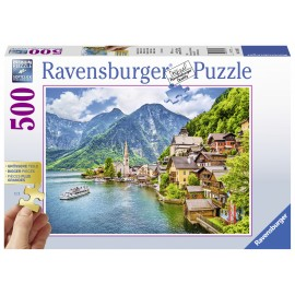 Puzzle hallstatt austria 500 piese