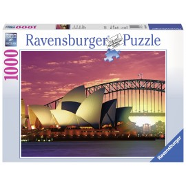 Puzzle opera din sydney 1000 piese