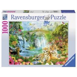 Puzzle tigri 1000 piese