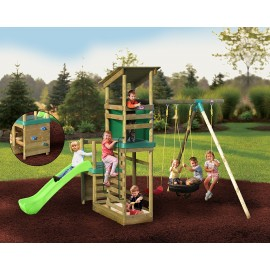 Complex de joaca Buckingham Little Tikes