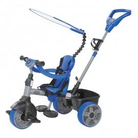 Tricicleta 4in1 albastra