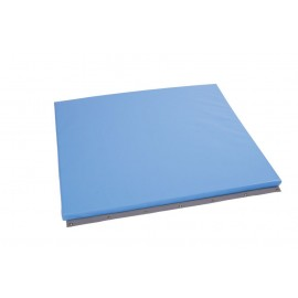 Saltea protectie perete Albastru deschis - Novum