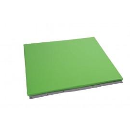 Saltea protectie perete Verde inchis - Novum