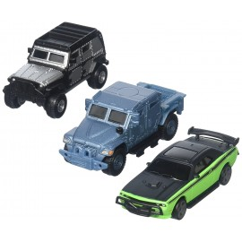 Set 3 masinute Off-Road Octane - Fast and Furious