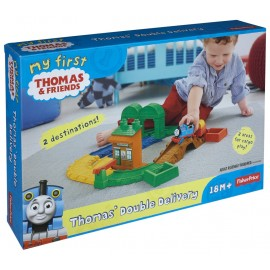Playset Doua Linii - Fisher Price Thomas and Friends