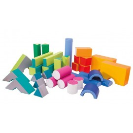Set motricitate Small Blocks - Novum