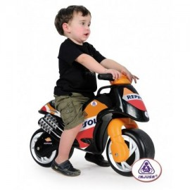 Motocicleta fara pedale Injusa Repsol (INJ1901)