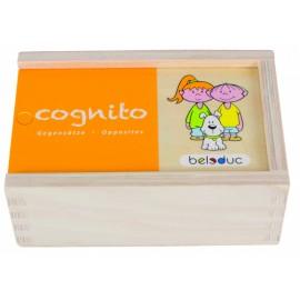Joc Puzzle Cognito Antonime - Beleduc imagine