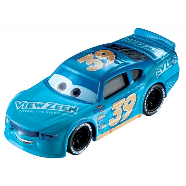 Buck Bearingly - Disney Cars 3