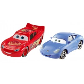 Fulger McQueen si Sally - Disney Cars 3