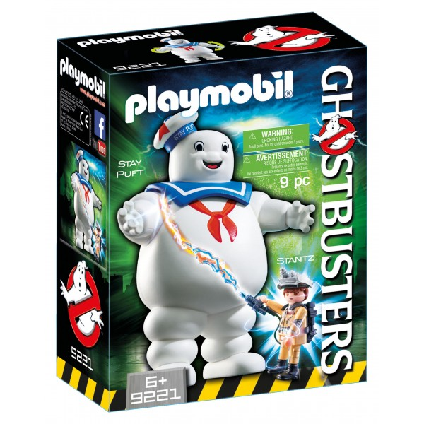 Stay puft marshmallow