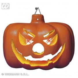 Decor Halloween de perete - Bostan cu lumina