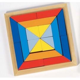 Puzzle Lumea formelor
