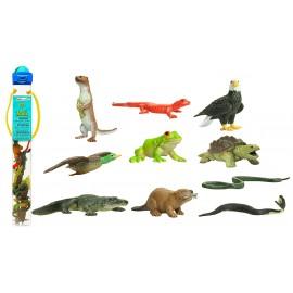 Tub 10 figurine - Rau