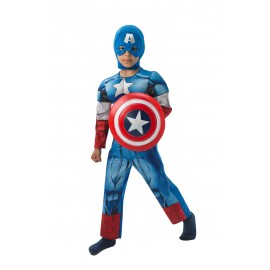 Costum captain america dlx