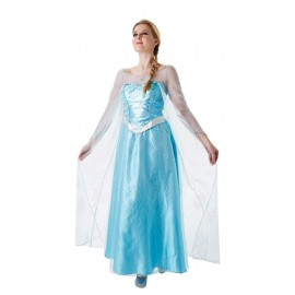 Costum Elsa Adult imagine