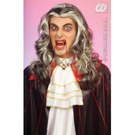 Accesoriu carnaval - Peruca vampir cu par lung