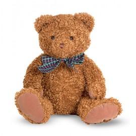 Ursulet din plus cu fundita Little Chestnut