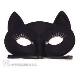 Accesoriu carnaval - Masca pisica neagra