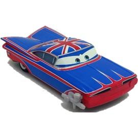 Body Shop Ramone Cu Steagul Angliei - Disney Cars 2 imagine
