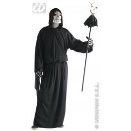Acesoriu Halloween - Sceptru cu cap schelet