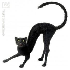Decor Halloween - Pisica Neagra Mare